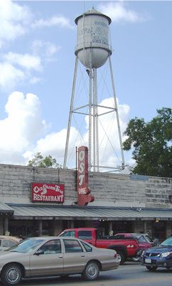 Ost Restaurant Main St Bandera Texas