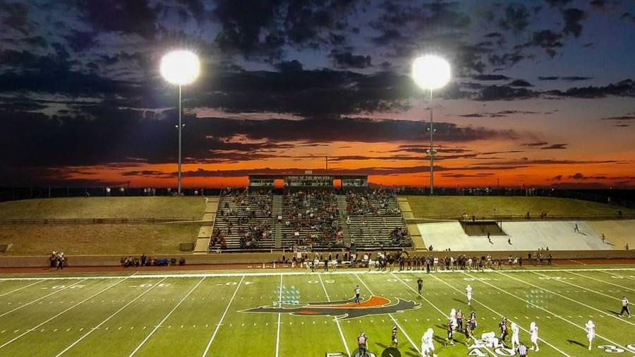Wolf Stadium Colorado City Texas