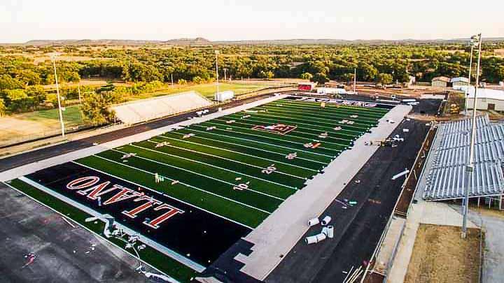 Llano Stadium - Llano, Texas