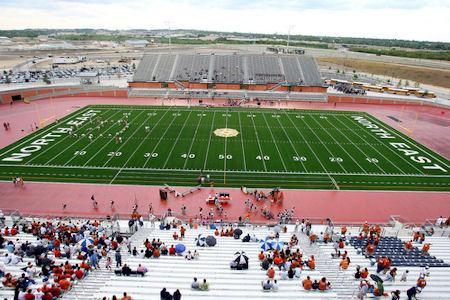 Heroes Stadium San Antonio Texas