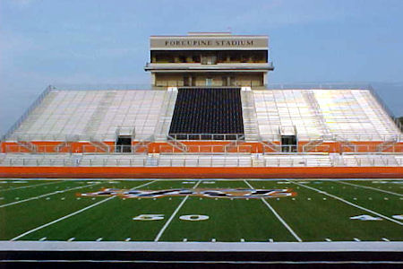 Texas football stadium seating chart