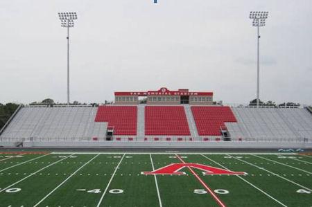 Van Memorial Stadium