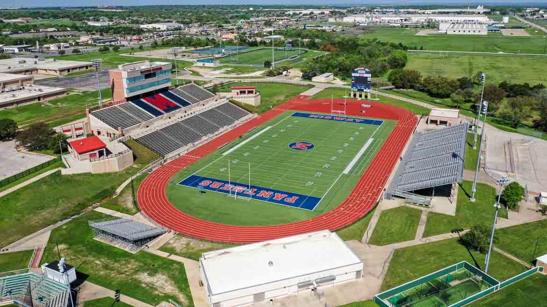 Panther Stadium - Hewitt, Texas