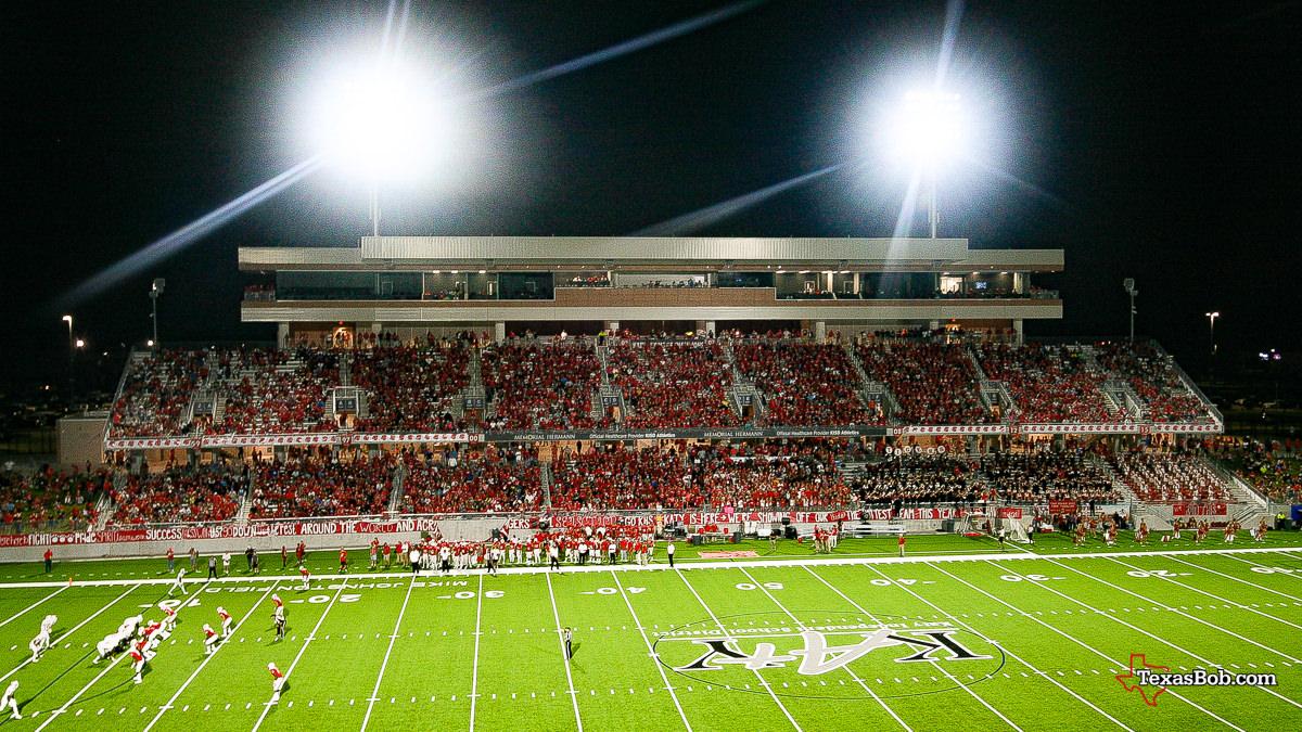 Mike Johnston Field At Legacy Stadium