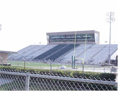 E H Hanby Stadium Mesquite Texas