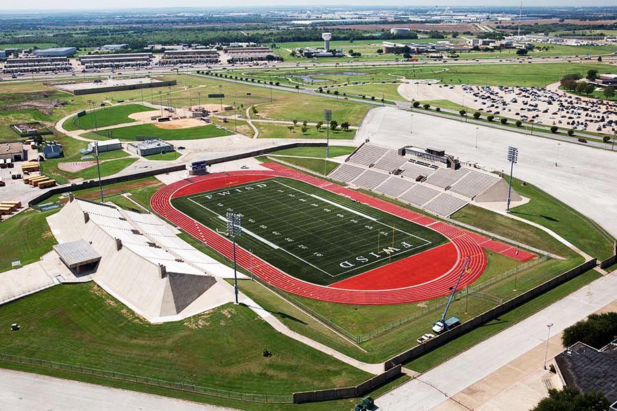 Herman Clark Stadium