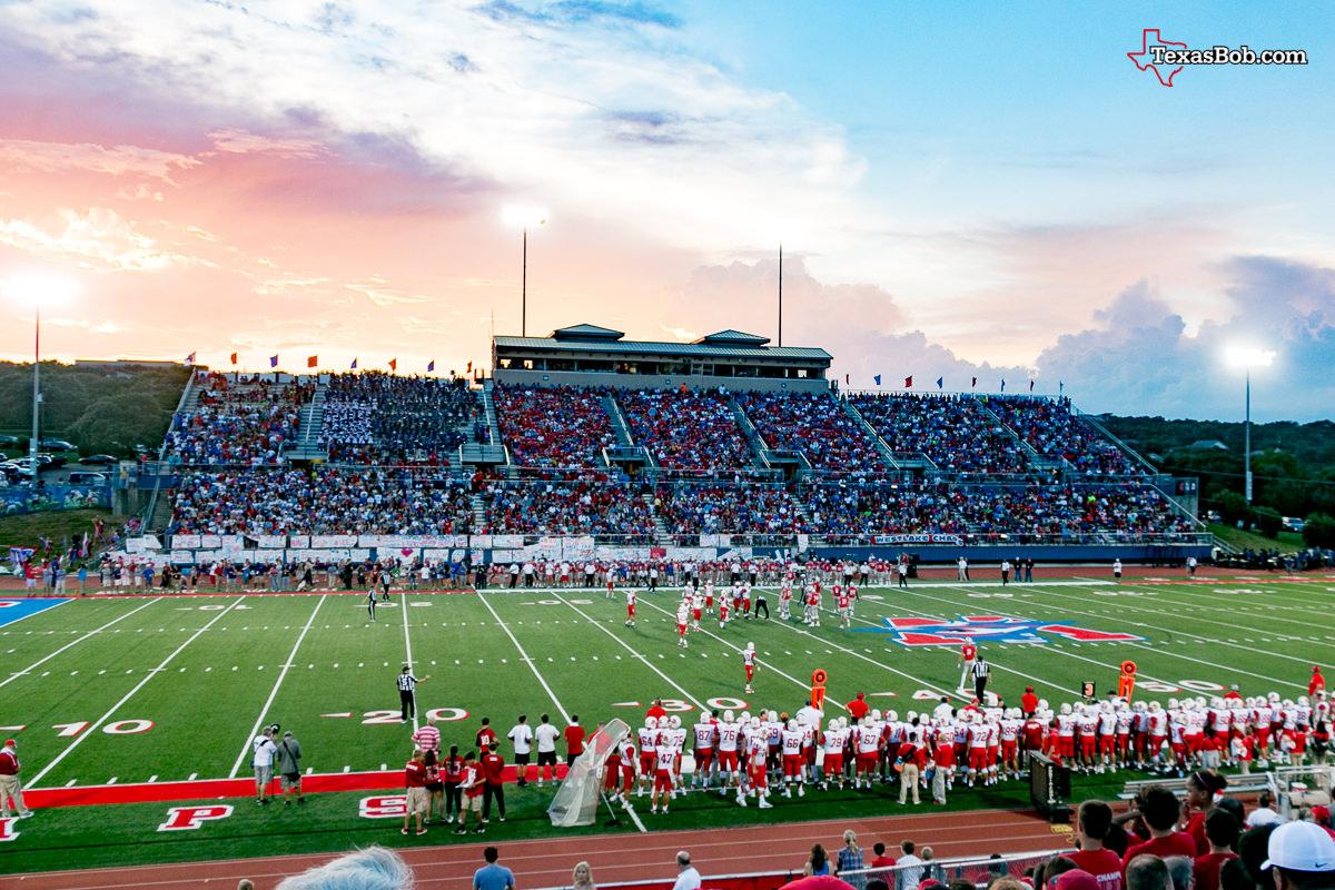 Chaparral Stadium - Austin, Texas