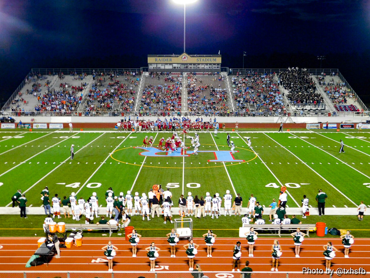 Raider Stadium - Lumberton, Texas