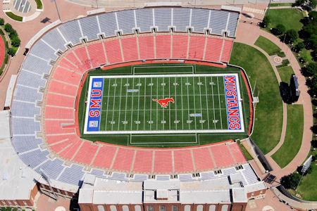 Gerald J Ford Stadium Dallas Texas
