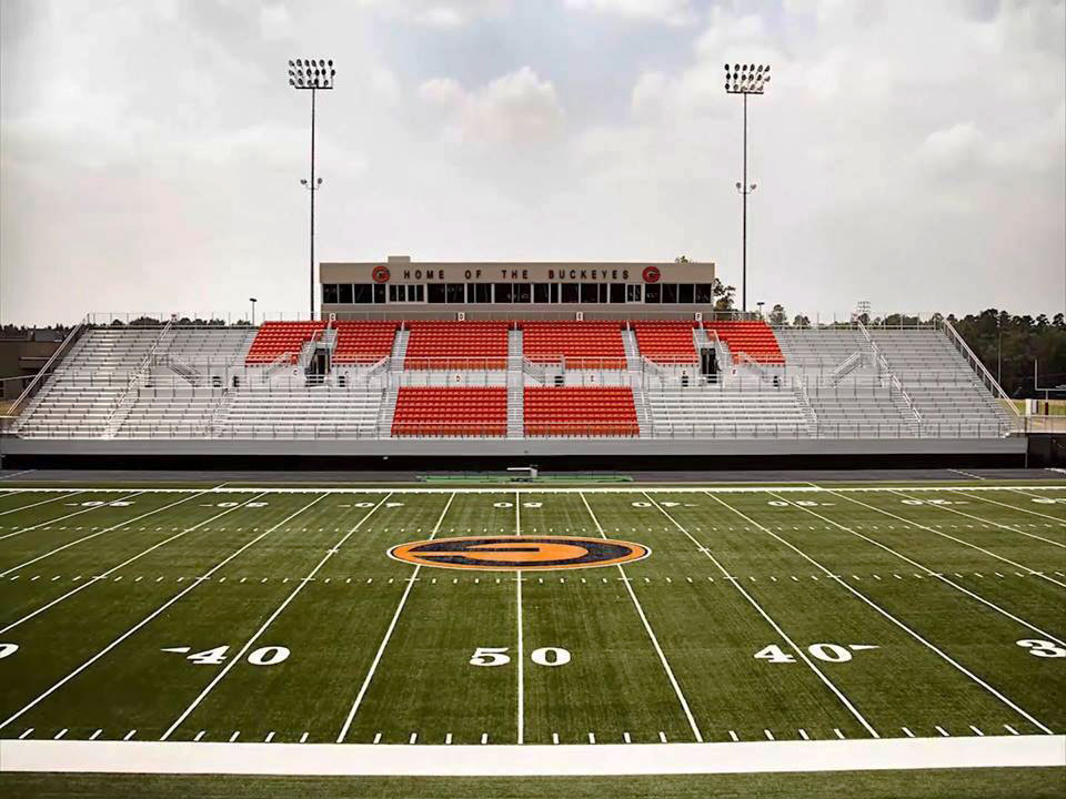 Jeff Traylor Stadium - Gilmer, Texas