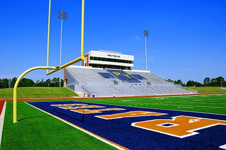 Pirate Stadium - Longview, Texas