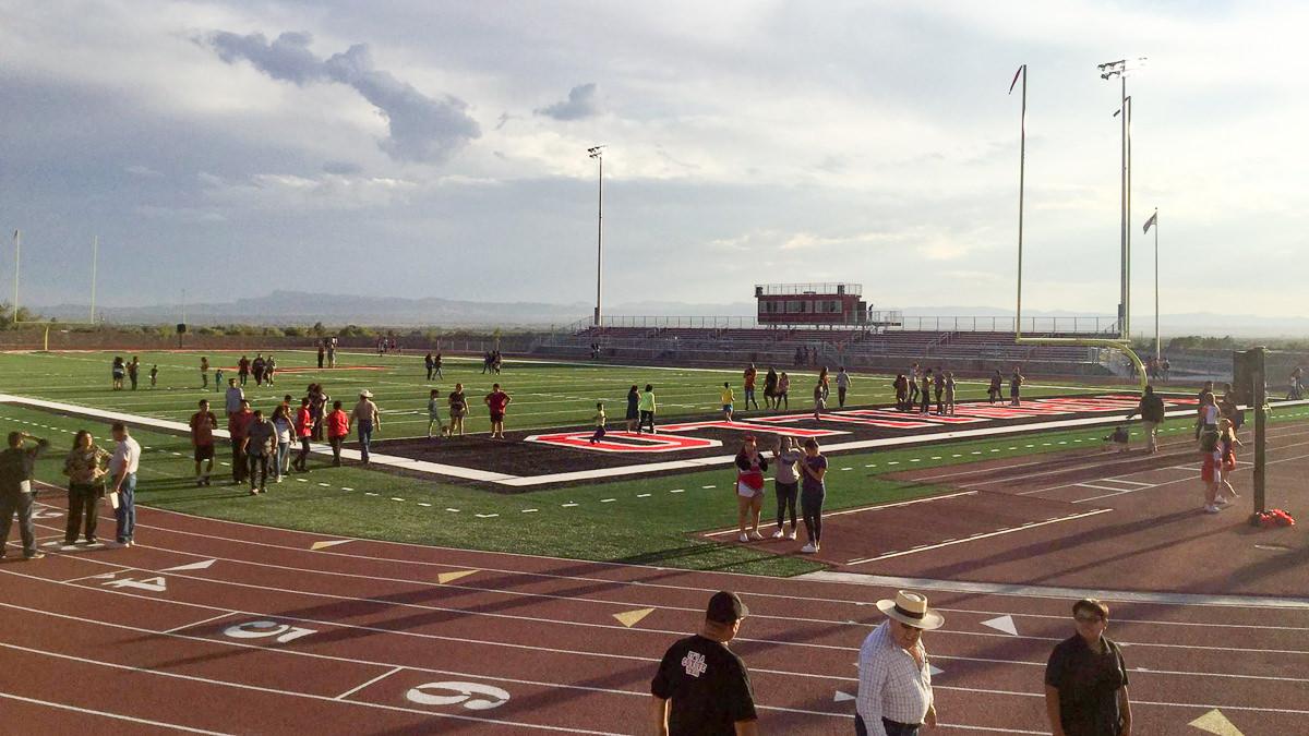 coyote stadium