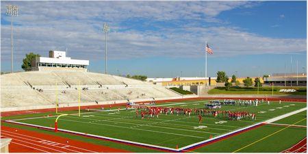 Sac Stadium El Paso Texas