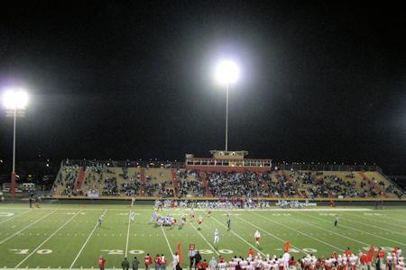 Joe K Butler Stadium Houston Texas