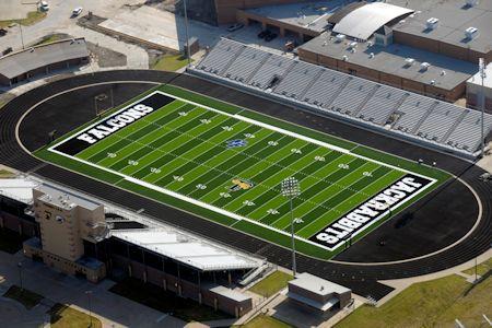 Forney City Bank Stadium Forney Texas