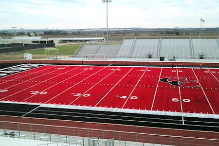 Cougar Stadium New Braunfels Texas