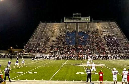 Bronco Stadium - Dayton, Texas