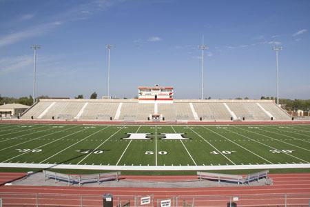 J Lewis Boggus Stadium Harlingen Texas