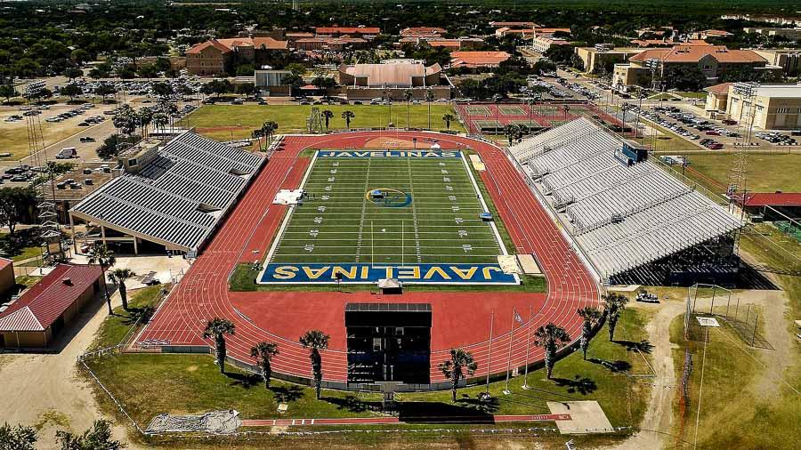 Javelina Stadium - Kingsville, Texas