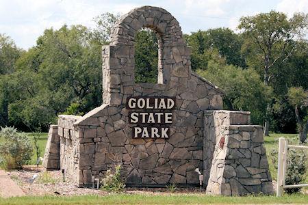 Goliad State Park - Goliad, Texas