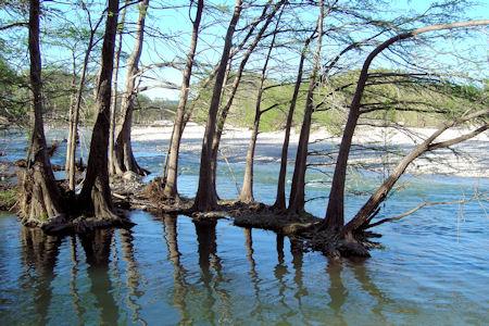 Frio River - Concan, Texas