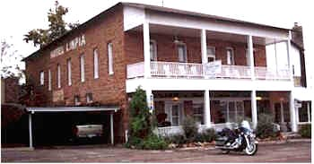 Fort Davis Texas The Hotel Limpia Built 1913