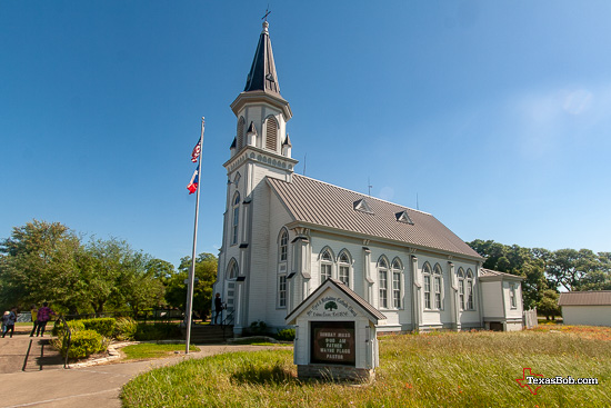 The Painted Churches of Fayette County