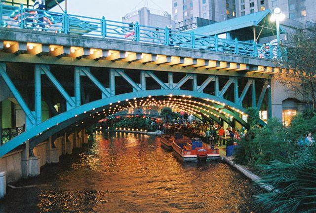 San Antonio River San Antonio Texas