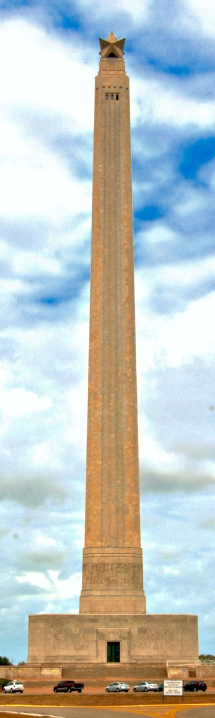 San jacinto monument laporte texas for La porte tx city hall